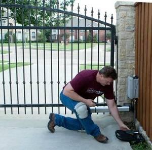 gate repair Yorba Linda